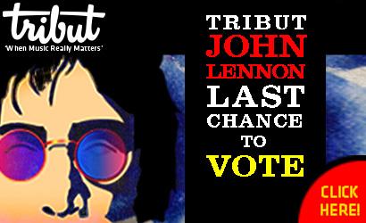 Tribut John Lennon. Help Create The Ultimate Lennon Tee! Click Here to Start