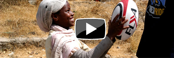 Rugby in Africa 2013 | Official Project Video Part One